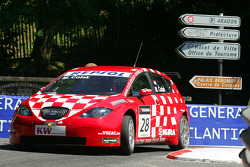 Марин Чолак, Colak Racing Team Ingra, Seat Leon 2.0 TFSI