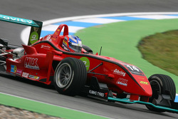Marco Wittmann, Mücke Motorsport, Dallara F308 Mercedes