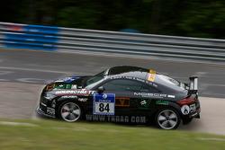 #84 ADAC Nordbaden e.V. Audi TT S: Rudolf Brandl, Torsten Kratz, Bela Molnar, Wolf-Dieter Ihle