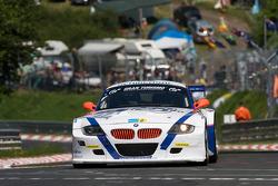 #47 BMW Z4-M Coupe: Heinz Schmersal, Christoph Koslowski, Stefan Roesler, Mike Stursberg