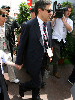 Francois Fillon, French Prime Minister