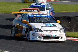 Paul O'Neill leads Colin Turkington and Alan Morrison