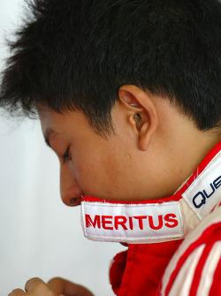 Rio Haryanto, Questnet Team Qi-Meritus
