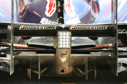 Red Bull Racing diffusor