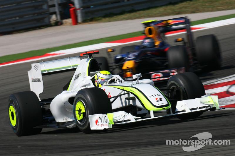 Дженсон Баттон, Brawn GP, Себастьян Феттель, Red Bull Racing