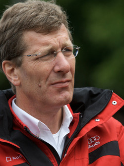 Ralf Juttner, Audi Sport technical director