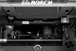 Audi Sport Audi R15 TDI front end detail