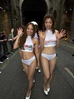 The charming KSM girls
