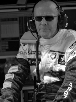 Team Peugeot Total director Olivier Quesnel