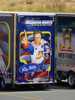 Talladega Nights hauler