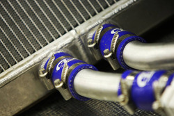 Radiator details