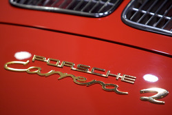 1962 Porsche 356 B Carrera 2 Cabriolet detail
