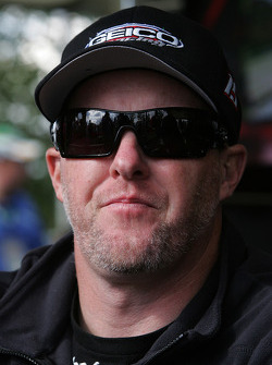 Autograph session: Paul Tracy, KV Racing Technology