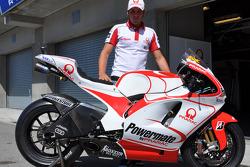 Niccolo Canepa, Pramac Racing with Powermate bike