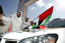 MERC: Dubai International Rally