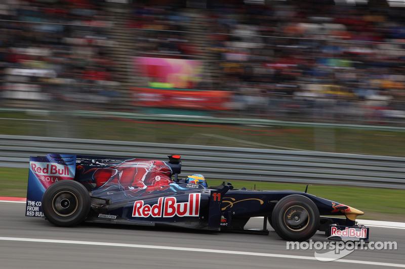 2009: Toro Rosso STR4