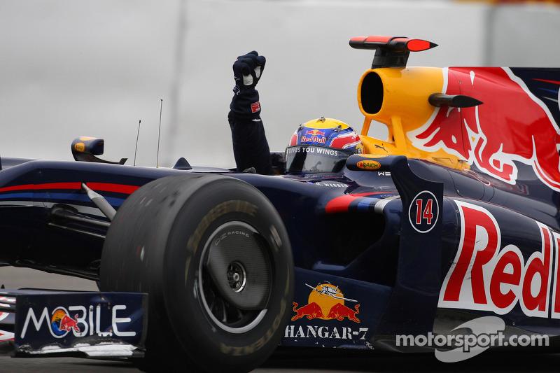 Nürburgring 2009: Der 1. Formel-1-Sieg