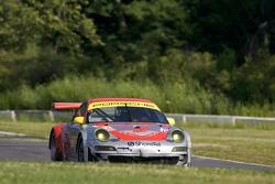 #45 Flying Lizard Motorsports Porsche 911 GT3 RSR: Jorg Bergmeister, Patrick Long