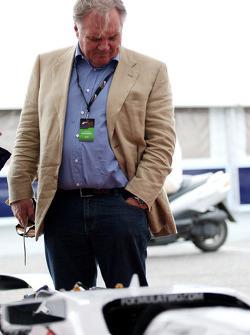 Patrick Head Williams Director