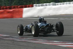 #66 Sidney Hoole (GB) Cooper T66, 1963, 1500cc
