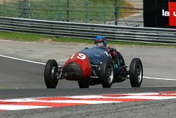 Dimanche, voitures de Grand Prix pré-1966