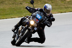 Buell Ulysses debuts as Pro Racing's Official Pace and Safety Bike at the 2009 Honda Super Cycle Weekend presented by Dunlop Tire at Mid Ohio