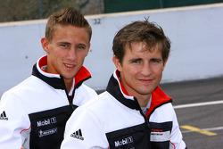 Marco Holzer and Martin Ragginger
