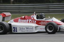 Steve Hartley, Arrows A6
