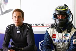 Stéphane Lemeret and Sébastien Dumez