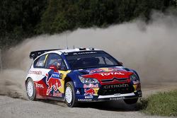 Себастьен Лёб и Даниэль Элена, Citroen Total World Rally Team Citroen C4