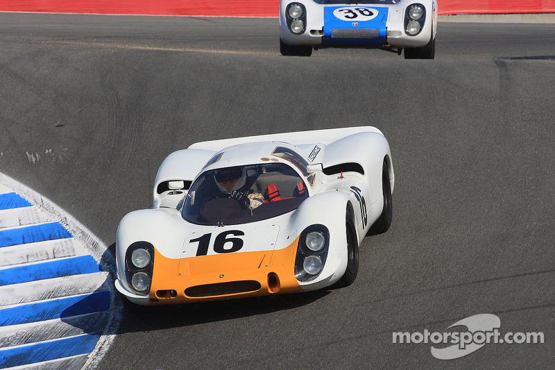 Оригинальная Porsche 908 1968 года