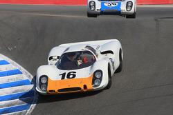 Кэмерон Хили, 1968 Porsche 908