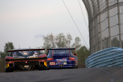 #65 TRG Porsche GT3: John Potter, Craig Stanton, #77 Doran Racing Ford Dallara: Hennie Groenewald, Dion von Moltke