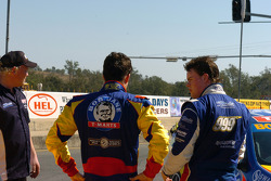 Team mates Rodney Jane and James Moffat discuss what went wrong