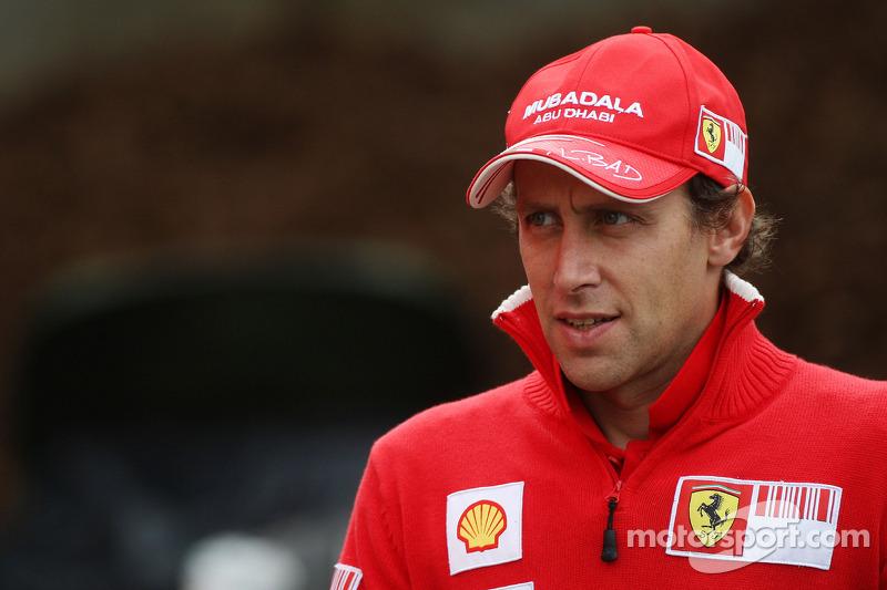 2009: Лука Бадоер вместо Фелипе Массы (Ferrari, Гран При Европы и Бельгии)