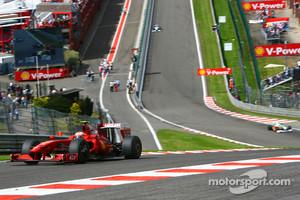 2009 Belgian GP, Kimi Raikkonen, Scuderia Ferrari