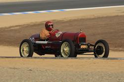 Jan Voboril, 1924 Ford T Barber-Warnock