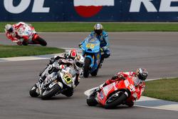 Mika Kallio, Ducati Marlboro Team, Randy De Puniet, LCR Honda MotoGP