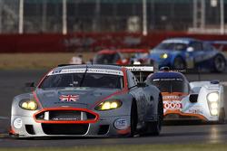 #60 Gigawave Motorsport Aston Martin DBR9: Ryan Sharp, Peter Kox