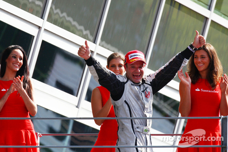2009: Rubens Barrichello, Brawn GP