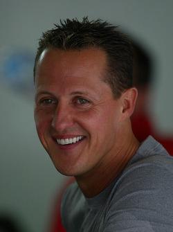 Michael Schumacher, Test Pilotu, Scuderia Ferrari, test superbike