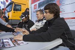 Andrea Belicchi, Marcel Fassler, Nicolas Prost