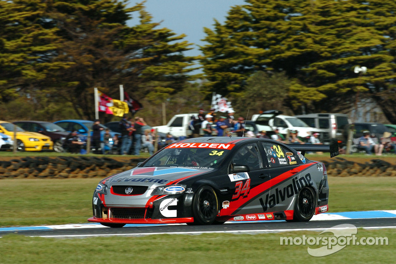 David Besnard et Greg Ritter de retour en V8 Supercars pour le weekend