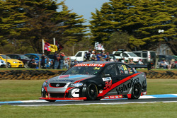 David Besnard and Greg Ritter returned to V8 Supercars for the weekend