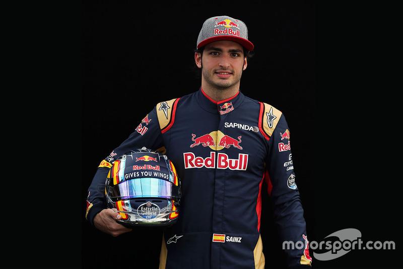 Карлос Сайнс, Scuderia Toro Rosso (2016)