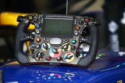 Sauber C35, il volante