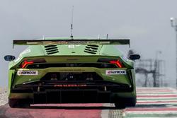 #963 GRT Grasser Racing Team Lamborghini Huracan GT3: Rolf Ineichen, Marc Ineichen, Adrian Amstutz, Christian Engelhart