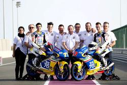 Лоренцо Петрарка, 3570 Team Italia, Mahindra і Стефано Вальтуліні, 3570 Team Italia, Mahindra з командою