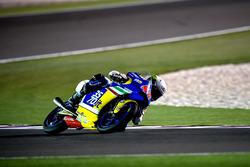 Стефано Вальтуліні, 3570 Team Italia, Mahindra