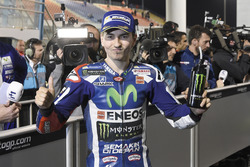 Pole-Position für Jorge Lorenzo, Movistar Yamaha MotoGP, Yamaha